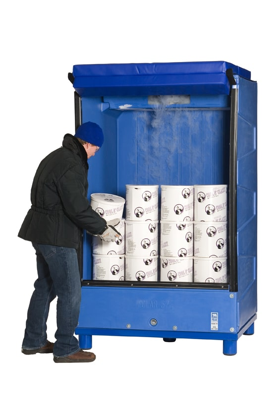 Polar Insulated Containers Temperature Sensitive Product