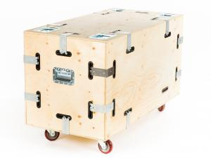 Reusable crates